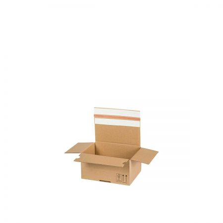 Karton Fasonowy z automatycznym dnem- AUTO 10- zwrotny- 213x153x109- 10 Szt.