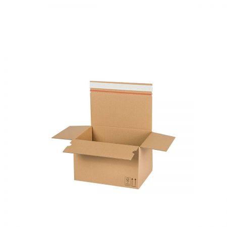 Karton fasonowy z automatycznym dnem AUTO 50 (280x200x175) - 10 sztuk
