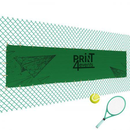 Blenda na siatkę kortu tenisowego - Print4Events
