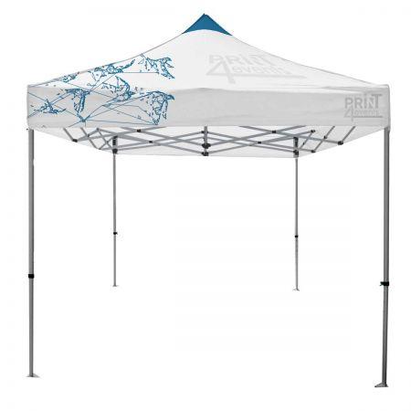 Namiot reklamowy 3x3 z dachem
