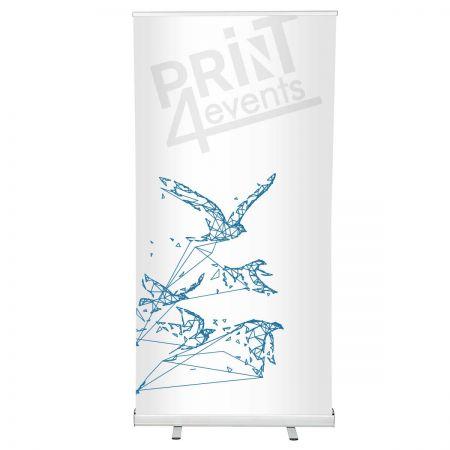 Rollupy reklamowe Basic 100x200 cm