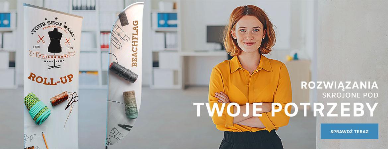 Systemy Reklamowe z Wydrukiem - Print4Events